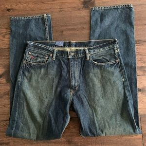 Polo Classic Fit 867 Mens Jeans 36 x 34